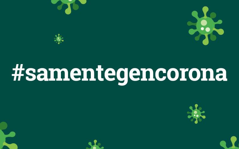 digitaal aanbod om #samentegencorona sterker te staan.
